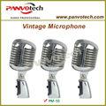 Velho microfone / Milestone microfone
