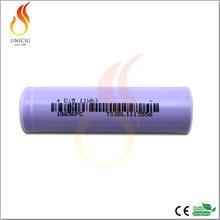IMR 18650 battery for MOD e-cigarette