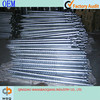Factory of hot dipped galvanized ground screw anchor for fence and wooden house and solar
