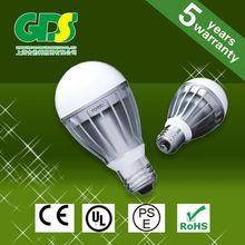 soft white light bulb vs daylight E27 7.5W