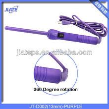 China hair salon curling iron wand, hair curler for salon