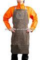 tablier de soudeur en cuir