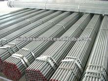 offer Hot dip or Pre-galvanized galvanized Steel Pipe