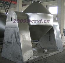 Small dry powder mixer