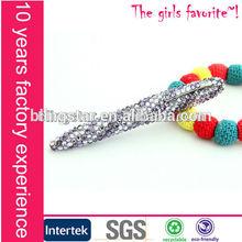 diamond stylus ball pen with rhinestone
