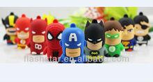 Promotional & Gifts 3D cartoon Data Traveler USB Flash Drive 1G~32G