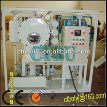Waste Insulating Oil Centrifuging Systems