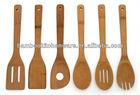 Bamboo Kitchen Essentials tools set
