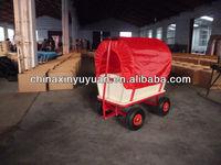 wooden bollerwagen