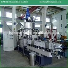 PA/PE/PP/PET/PBT flakes plastic granules cutting machine