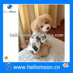 dog coat monkey design