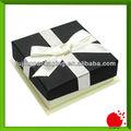 Caja de regalo clásico rígido para la Navidad