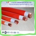 Flexible de cobre del cable de soldadura, soldadura cable de tierra