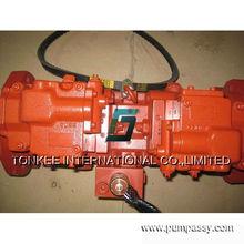 KAWASAKI pump parts K3V112DT hydraulic pump