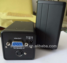 hight quality 1.3MP VGA industrial camera/video camera 600tvl 15fb/s VGA out put CMOS