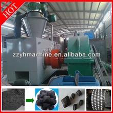 Yonghua coal ash brick making machine coal and charcoal extruder machine price 0086 15515540620