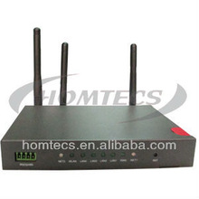 wcdma Industrial M2m Dual SIM Card Routers for Monitoring and Control Systems H50series
