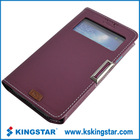 flip leather cover for samsung galaxy n7100