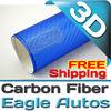 3D Bamboo Carbon Fiber Skin for Mobile Phone