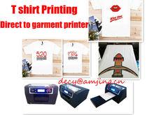 T-shirt Printing Machine, Direct to Garment Printer