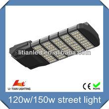 outdoor led 120w/150w public road work lamps/light with bridgelux 3years warranty