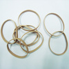 Beige rubber band