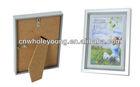 Plastic picture photo frames