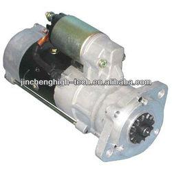 Isuzu 4HK1 Engine Starter Motor for zx200-3 excavator