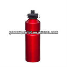 Aluminium Drink Bottle /Double Wall Sports Bottle/plastic water bottle(SA8000, BSCI, ICTI, WCA accredited factory)