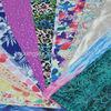 hippo print fabric