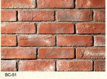 Imitation brique rouge les lecteurs imitation brique for Mur de brique decorative