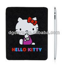 for ipad cute hello kitty mini silicone case