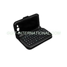 Case For Galaxy S3 I9300 Leather Cover With bluetooth keyboard