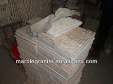 Beauty Lines 150X300 Nature Quartz Best Wall Decoration Material Slate Tiles Cultured Stone