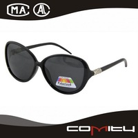 sport sunglasses with optical insert lens