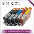 Cartuchos de tinta vazios para hp 564xl