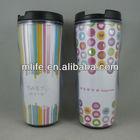 hot sale 20oz clear plastic beverage cup/mug