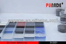Sellador de silicona msds, Neutral de uso General sellador de silicona, Rtv, De secado rápido