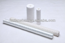 PP Wound Filter Cartridges / High dirt Holding Capacity