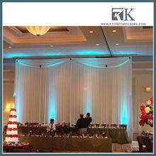 RK-Wedding,Event Used Drape Curtains 3-26 foot*3-16 foot