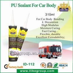 Durable auto body PU Sealant,Polyurethane sealant for car