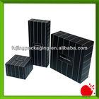 Bespoke base and lid cardboard box