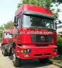6*6 AWD shaanxi SHACMAN tractor truck