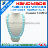 Graceful Accessories Beautiful Silicone Loose Beads Jewelry