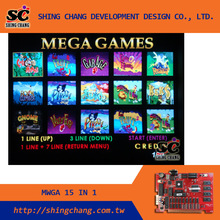 Slot Mega 15 In 1