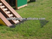 porous grass rubber mat