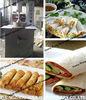 roti making machine for restaurant ///0086-15838060327