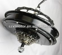 XFM Model electric wheel hub motor for gearless with high efficiency
