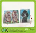 Agentes de ventas en todo el mundo querían nuevo diseño 3d tarjeta de, Etiqueta engomada 3d