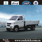 Dongfeng mini trucks DFD1022 with single row